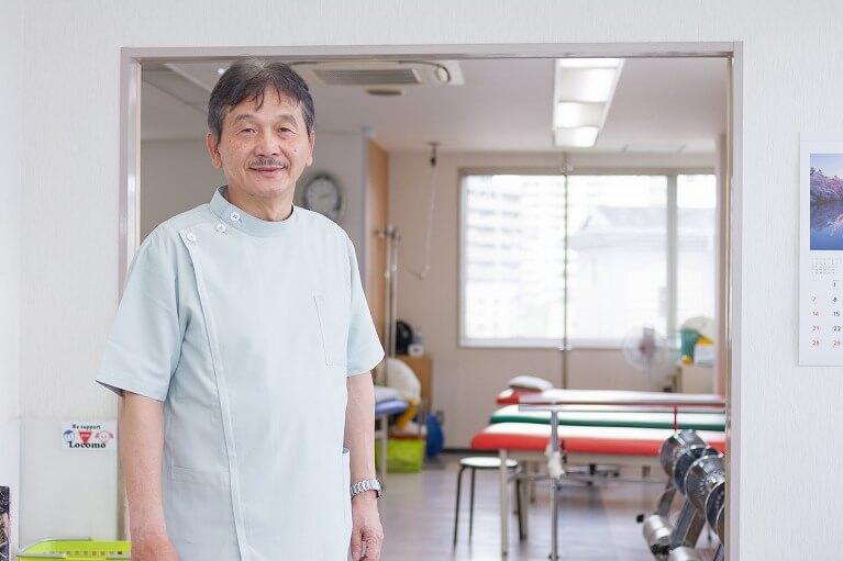 院長 藤田芳憲